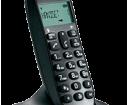 Ασύρματο Τηλέφωνο Motorola C1001L Μαύρο