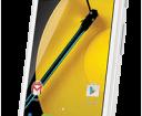 Smartphone Motorola moto E LTE White