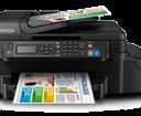 Πολυμηχάνημα Epson L655 ink tank system με fax