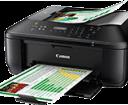 Πολυμηχάνημα inkjet Canon MX475 με fax
