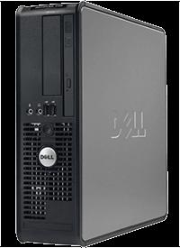 H/Y Dell Optiplex GX745 DT (U)
