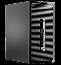 HP 400PD MT i3 J4B18EA