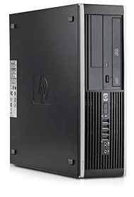 Desktop HP 8100 Elite SFF I3-540
