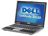 Netbook Dell Latitude D430 (U7600 1.20Ghz) (U)