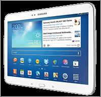 Tablet Samsung Galaxy Tab3 10.1 P5210 white