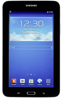 Tablet Samsung Galaxy Tab3 7.0 T1100 Lite 8GB WiFi (black)