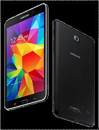 Tablet Samsung Galaxy Tab4 7 T230 Black EU
