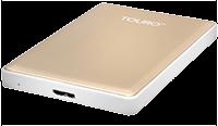 Εξωτερικός Δίσκος Hitachi Touro S 1TB USB3 Gold