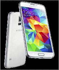 Samsung Galaxy S5 G900 (white)
