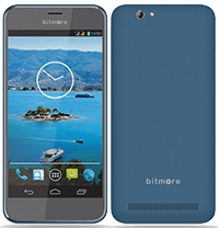 Smartphone Bitmore SP521Q
