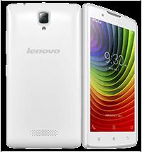 Smartphone Lenovo A2010 8GB LTE Dual SIM White