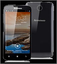 Lenovo Smartphone A680 Black 5 ιντζών