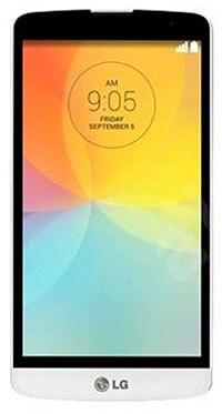 Smartphone LG Bello 2 X150 Silver White