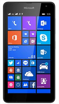 Microsoft Lumia 535 Dual SIM Black