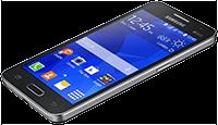 Smartphone Samsung Galaxy Core 2 G355HN Black