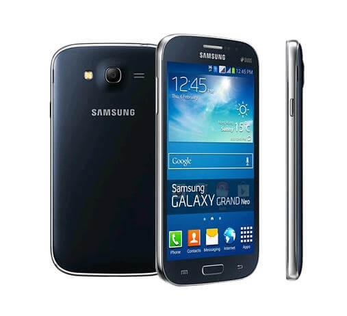 Smartphone Samsung Galaxy Grand Neo i9060 (black)