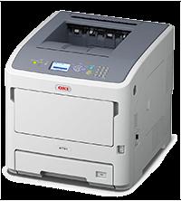 Εκτυπωτής laser OKI B721DN με starter 10.000 σελίδων