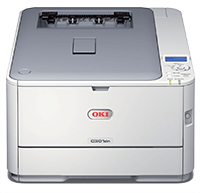 OKI Color Laser C301dn