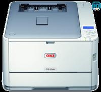 Εκτυπωτής Color Laser ΟΚΙ C511DN με 3 έτη εγγύηση