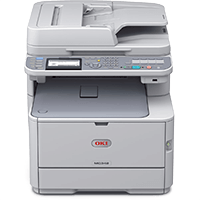 OKI color laser MFP MC342dnw