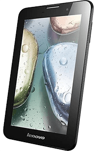 "Tablet Lenovo 7"" IdeaTab A3000 16GB"