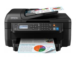 Πολυμηχάνημα Inkjet EPSON WorkForce WF-2750DWF